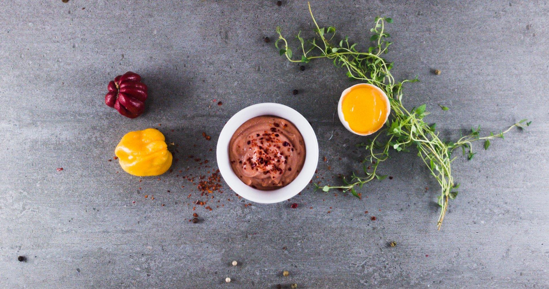 Rezept Low Carb: Scharfe Chili-Mayonnaise - LCHF-gesund.de
