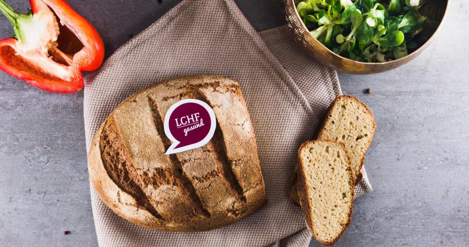Rezept Low Carb: Kartoffel-Flohsamenbrot - LCHF-gesund.de